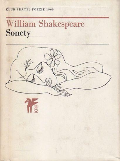 Sonety - Shakespeare William | antikvariat - detail knihy