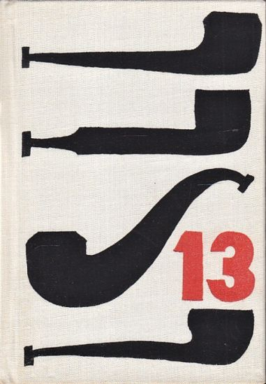 Trinact dymek - Erenburg Ilja | antikvariat - detail knihy