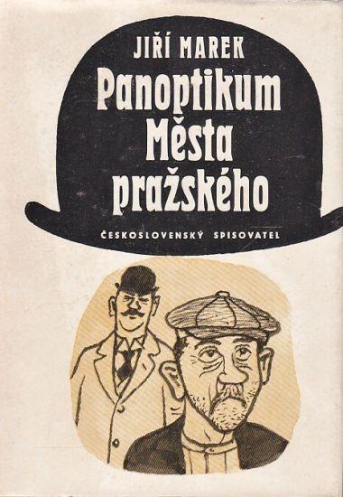 Panoptikum Mesta prazskeho - Marek Jiri | antikvariat - detail knihy