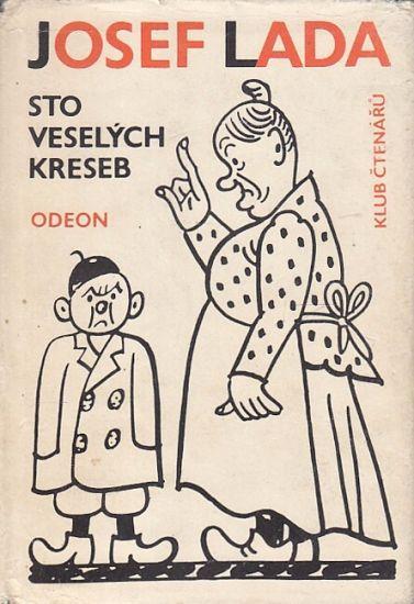 Sto veselych kreseb - Lada Josef | antikvariat - detail knihy