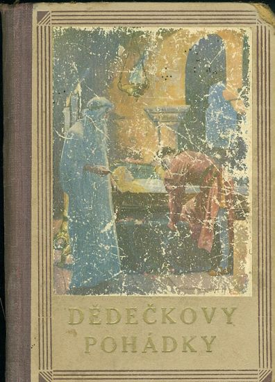 Dedeckovy pohadky - Vlasakova Julie | antikvariat - detail knihy