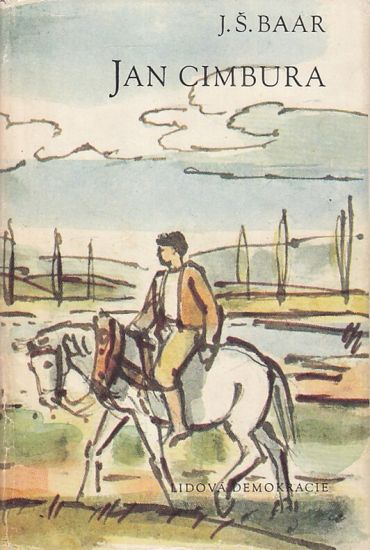 Jan Cimbura - Baar Jindrich Simon | antikvariat - detail knihy