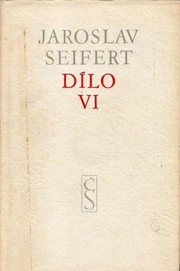 Dilo VI 19451956 - Seifert Jaroslav | antikvariat - detail knihy