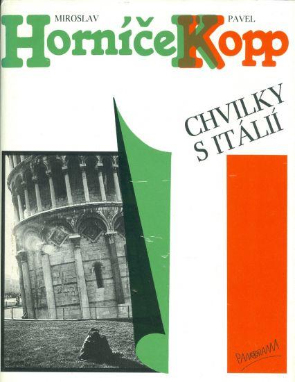 Chvilky s Italii - Hornicek Miroslav   antikvariat - detail knihy
