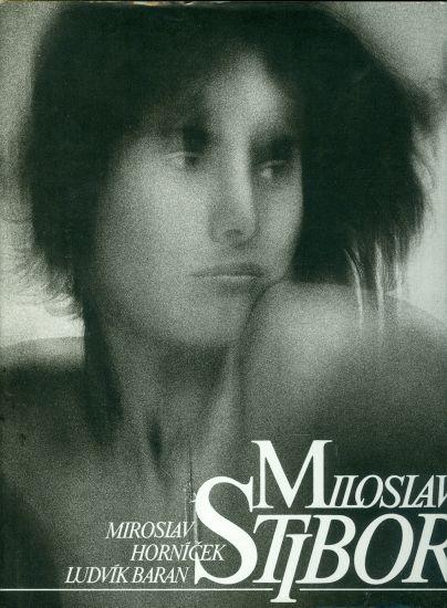 Miloslav Stibor  monografie - Hornicek Miroslav Baran Ludvik   antikvariat - detail knihy