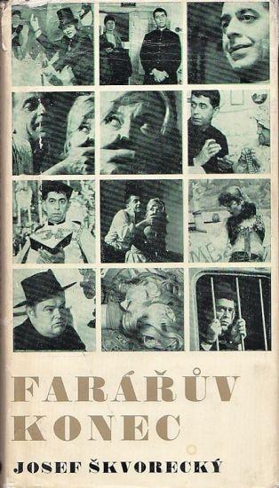 Fararuv konec - Skvorecky Josef | antikvariat - detail knihy