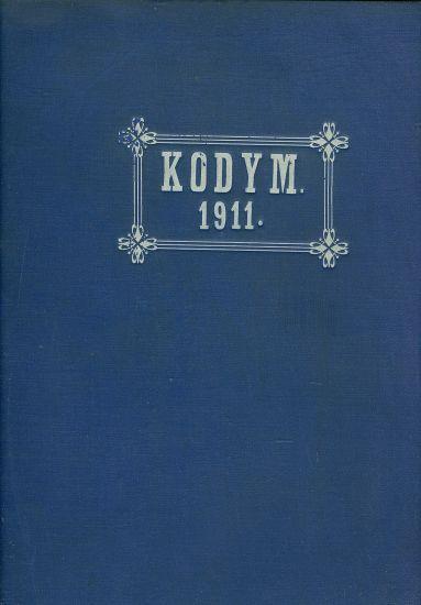 Kodym  hospodarsky casopis roc VII | antikvariat - detail knihy