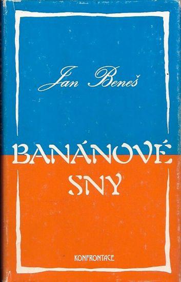 Bananove sny - Benes Jan   antikvariat - detail knihy