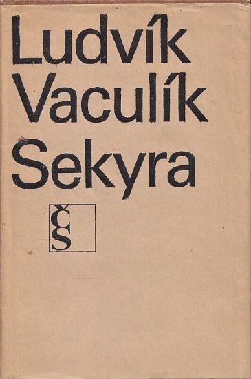Sekyra - Vaculik Ludvik | antikvariat - detail knihy