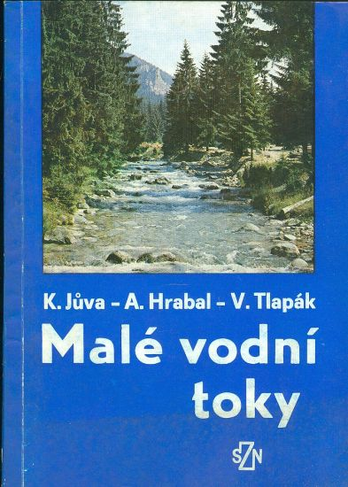 Male vodni toky - Juva  Hrabal  Tlapak | antikvariat - detail knihy