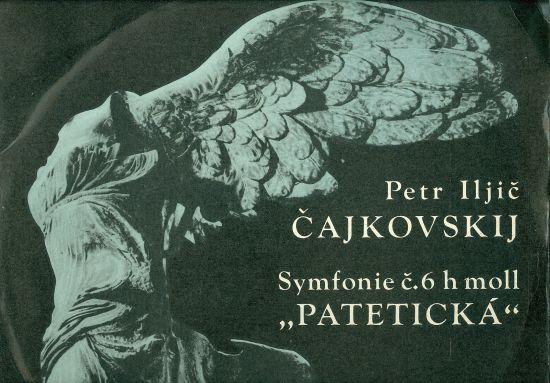 Symfonie c 6 h moll Pateticka - Cajkovskij Petr Iljic | antikvariat - detail knihy