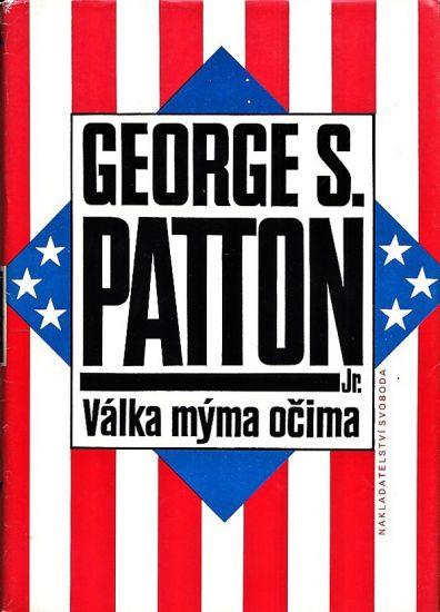 Valka myma ocima - Patton George S    antikvariat - detail knihy