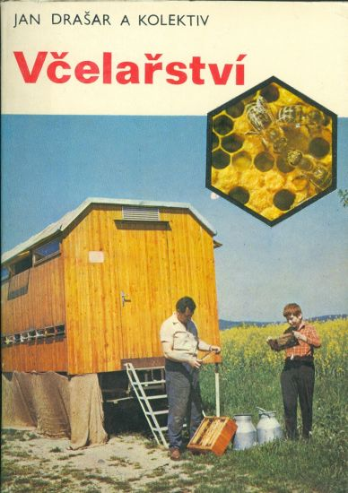 Vcelarstvi - Drasar Jan a kol | antikvariat - detail knihy