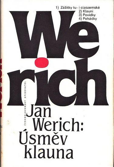 Usmev klauna - Werich Jan   antikvariat - detail knihy