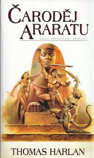 Carodej Araratu - Harlan Thomas   antikvariat - detail knihy