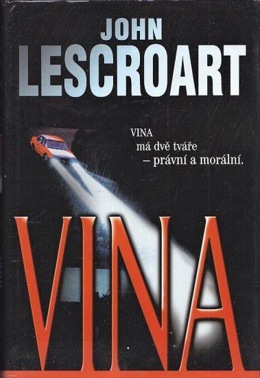 Vina - Lescroart John | antikvariat - detail knihy