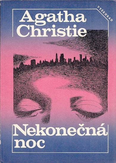 Nekonecna noc - Christie Agatha | antikvariat - detail knihy