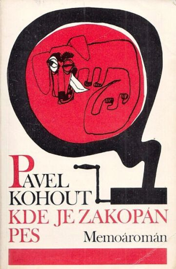 Kde je zakopan pes - Kohout Pavel   antikvariat - detail knihy