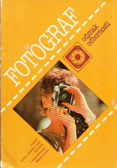 Fotograf  odznak odbornosti - Zaolar Zdenek | antikvariat - detail knihy