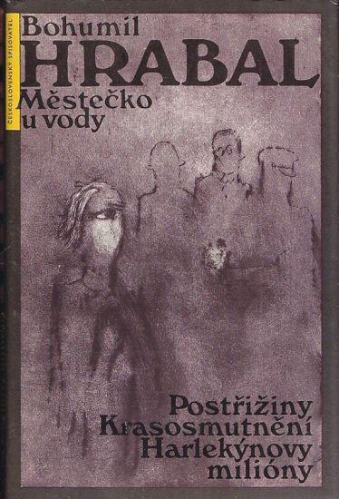Mestecko u vody - Hrabal Bohumil | antikvariat - detail knihy