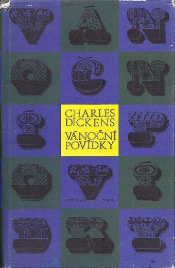 Vanocni povidky - Dickens Charles   antikvariat - detail knihy