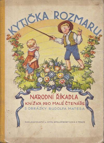 Kyticka rozmaru | antikvariat - detail knihy