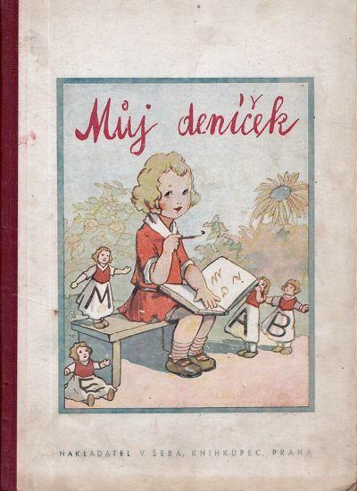Muj denicek | antikvariat - detail knihy