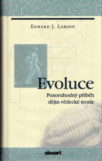 Evoluce - Larson Edward John | antikvariat - detail knihy