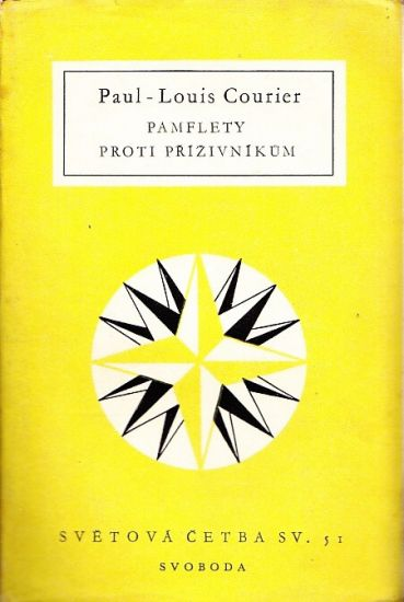 Pamflety proti prizivnikum - Courier PaulLouis | antikvariat - detail knihy