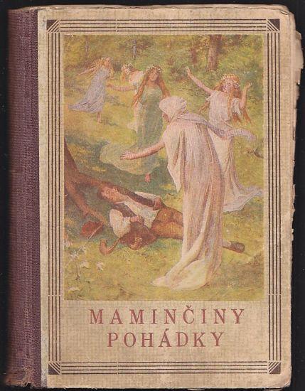 Maminciny pohadky - Vlasakova Julie | antikvariat - detail knihy