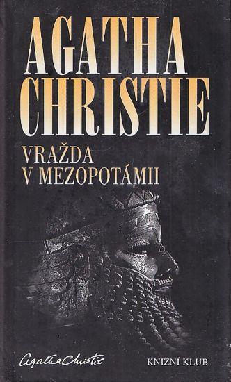 Vrazda v Mezopotamii - Christie Agatha   antikvariat - detail knihy