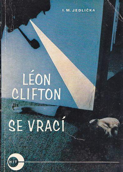 Leon Clifton se vraci - Jedlicka Ivan Milan   antikvariat - detail knihy