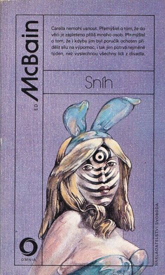 Snih - McBain Ed   antikvariat - detail knihy