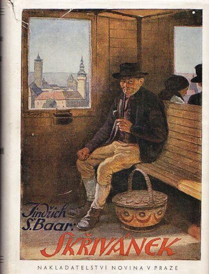 Skrivanek - Baar Jindrich Simon | antikvariat - detail knihy