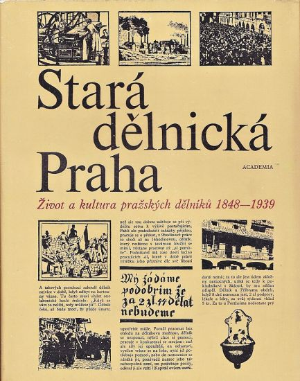 Stara delnicka Praha - Robek Antonin Moravcova Mirjam Stastna Jarmila | antikvariat - detail knihy