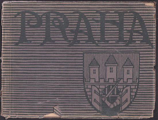 Praha  Soubor hlubotiskovych fotografii | antikvariat - detail knihy