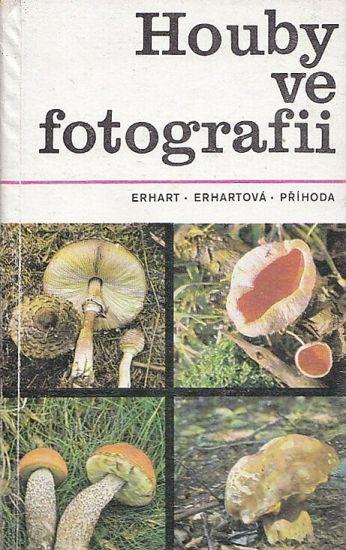 Houby ve fotografii - Prihoda Antonin | antikvariat - detail knihy