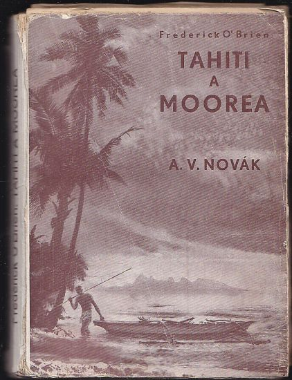 Tahiti a Moorea | antikvariat - detail knihy