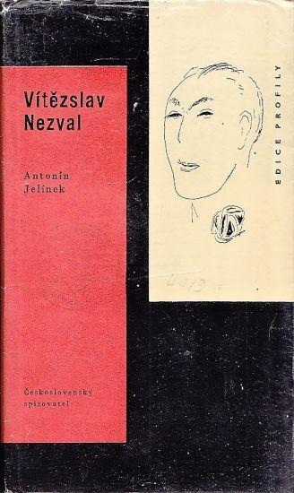 Vitezslav Nezval - Jelinek Antonin   antikvariat - detail knihy