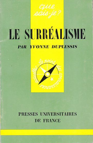 Le Surrealisme - Duplessis Yvonne | antikvariat - detail knihy