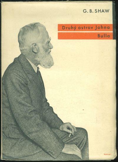Druhy ostrov Johna Bulla - Shaw George Bernard | antikvariat - detail knihy