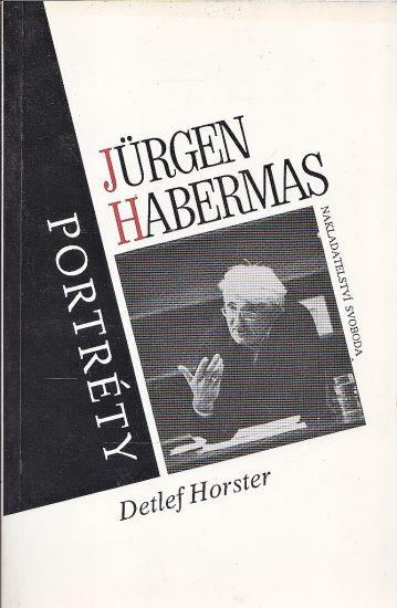 Portrety Jurgen Habermas - Horster Detlef | antikvariat - detail knihy