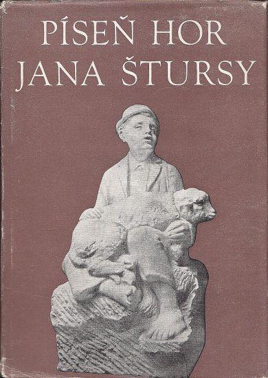 Pisen hor Jana Stursy - Sebek Jiri | antikvariat - detail knihy
