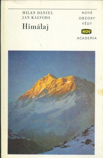 Himalaj - Daniel Milan Kalvoda Jan   antikvariat - detail knihy