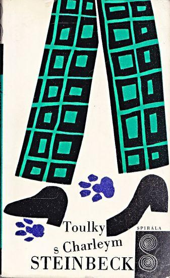 Toulky s Charleym - Steinbeck John | antikvariat - detail knihy