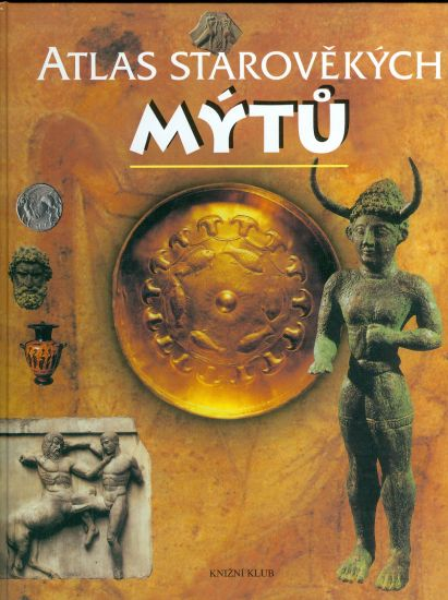 Atlas starovekych mytu | antikvariat - detail knihy