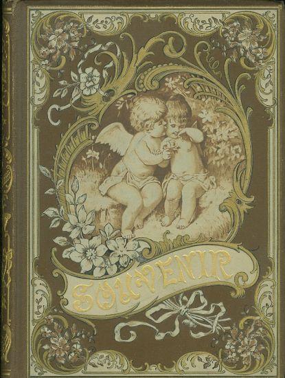 Souvenir  Lieder der Freundschaft und Liebe | antikvariat - detail knihy