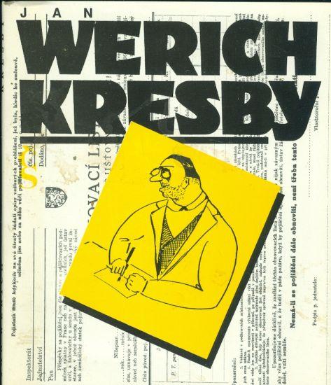 Jan Werich kresby | antikvariat - detail knihy