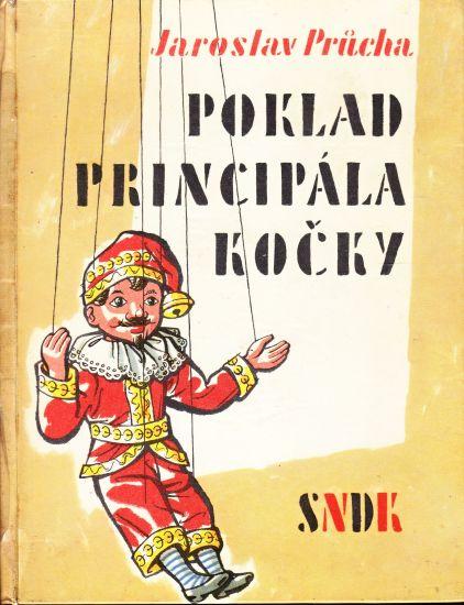 Poklad principala Kocky - Prucha Jaroslav   antikvariat - detail knihy