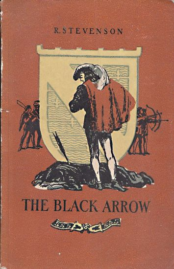 The Black Arrow - Stevenson Louis Stevenson | antikvariat - detail knihy